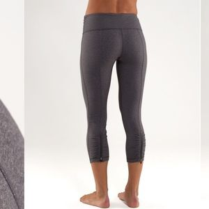 Lululemon Cardio Kick Crop